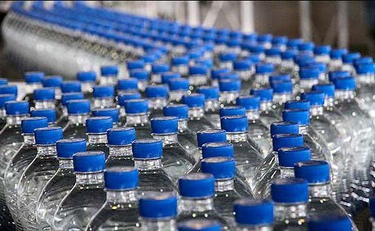 افزایش ۲۵درصدی قیمت آبهای معدنی