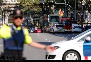 داعش مسئولیت عملیات تروریستی در بارسلون اسپانیا را بر عهده گرفت