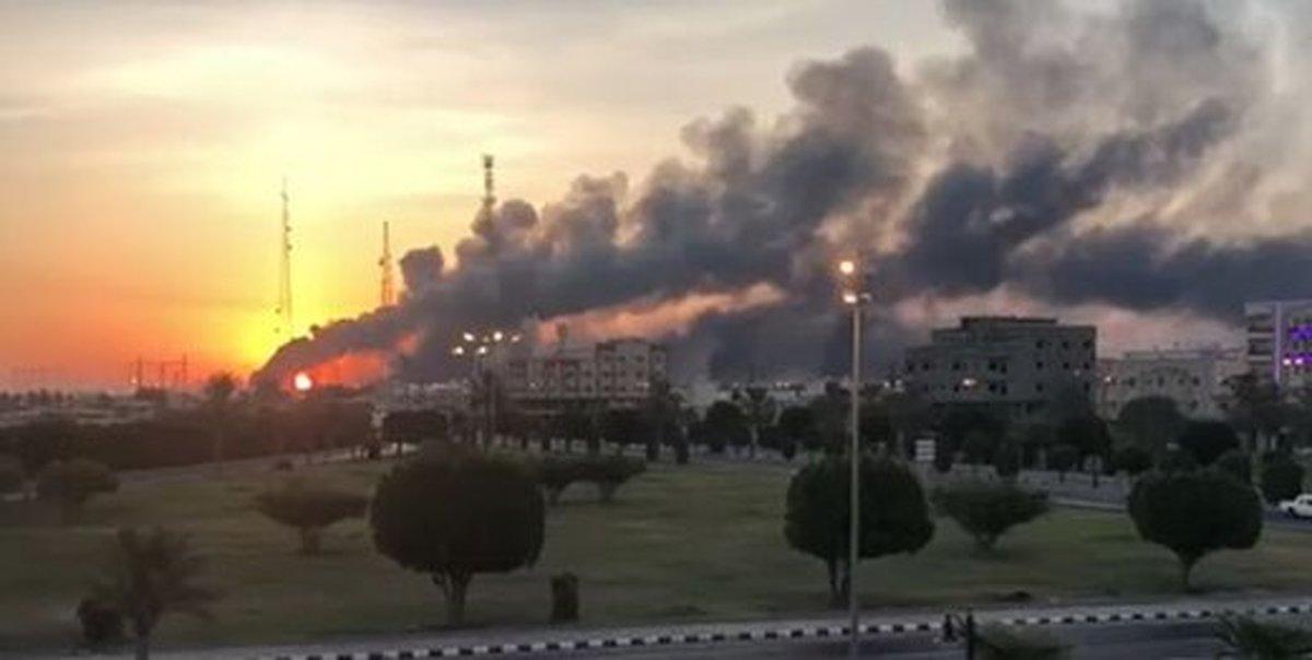 انفجار آرامکو صنعت نفت عربستان را تا ۶ ماه آینده قفل کرد
