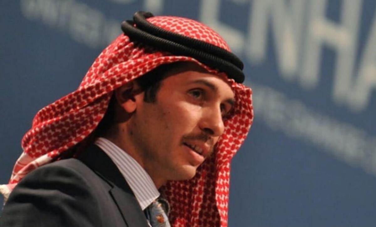 شاهزاده اردنی | حصر خانگی ولیعهد پیشین اردن تأیید شد
