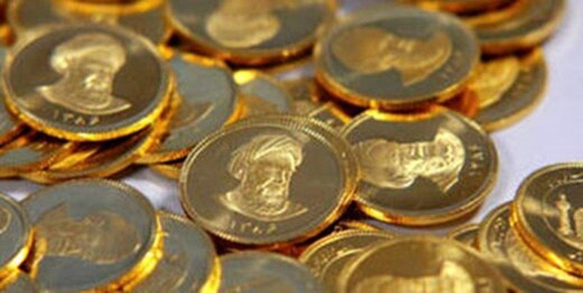 کاهش قیمت سکه در بازار؛ ارز گران شد