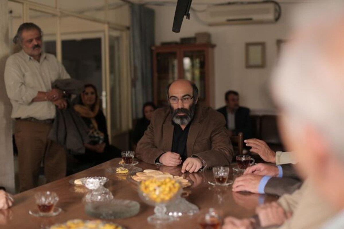 نخستین تصویر محسن تنابنده در فیلم قهرمان اصغر فرهادی