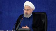 روحانی      در مناطق آزاد تنها نیستیم؛ در حال رقابت با کشورهای منطقه هستیم