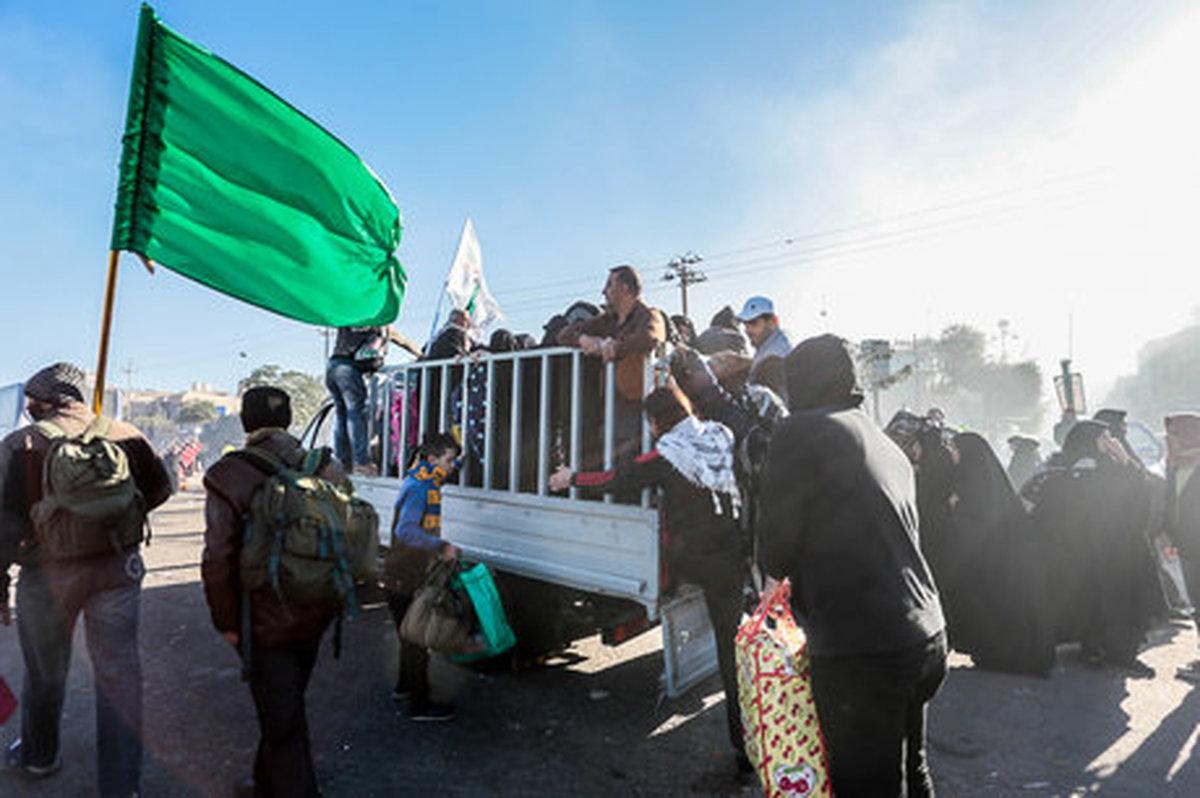 حبسهای طولانی از تبعات ورود غیرقانونی زائران به عراق