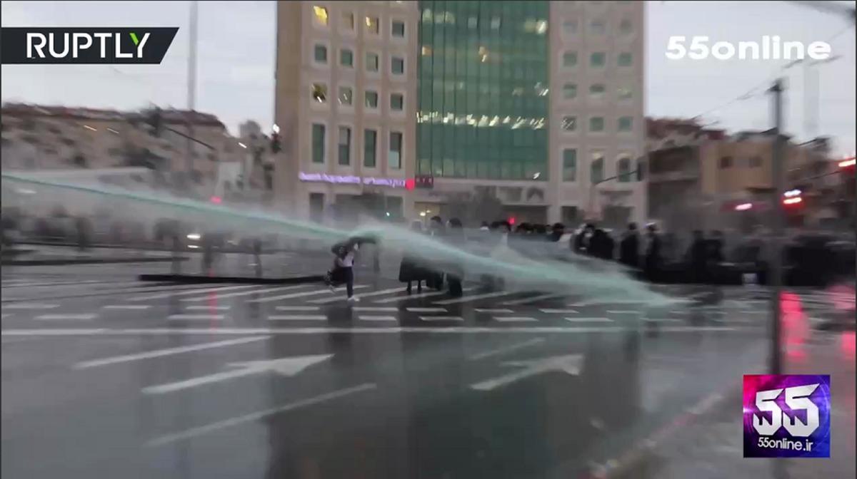 ویدئو: تظاهرات علیه خدمت سربازی اجباری در اسرائیل