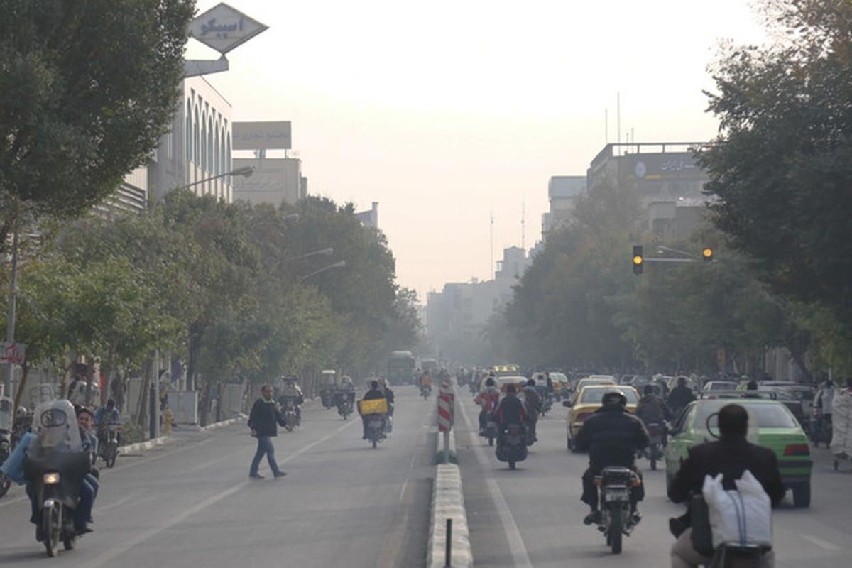 تا بعد ازظهر امروز شاخص کیفی هوا روند کاهش دارد