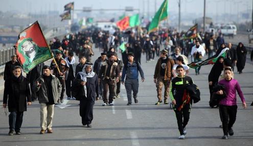 ثبت نام پیاده روی پرشور اربعین حسینی