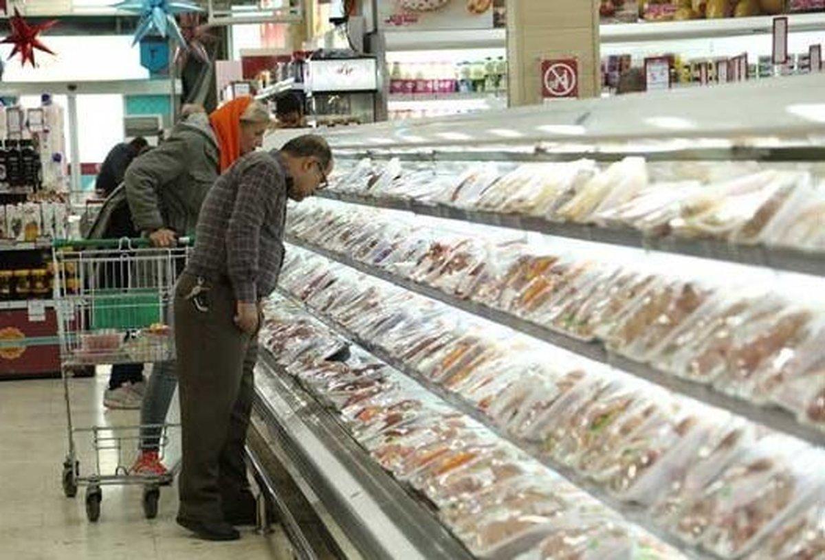 شرم بر دولت تدبیر؛ فروش اسکلت مرغ عمومی شد+عکس  اسکلت مرغ کیلویی 6300 تومان