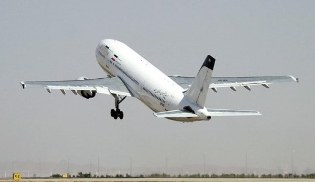 نقص فنی | بازگشت پرواز شیراز به مشهد