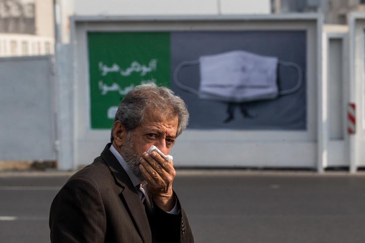 هوای پایتخت برای پنجمین روز متوالی ناسالم است