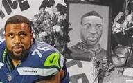 ورزشکاران آمریکایی  هم به جمع معترضین به مرگ جرج فلویدپیوستهاند