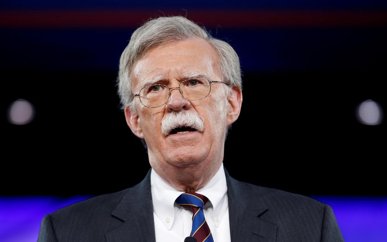 بولتون از حادثه نطنز و آرزوی تکرار آن در کره شمالی ابراز خرسندی کرد