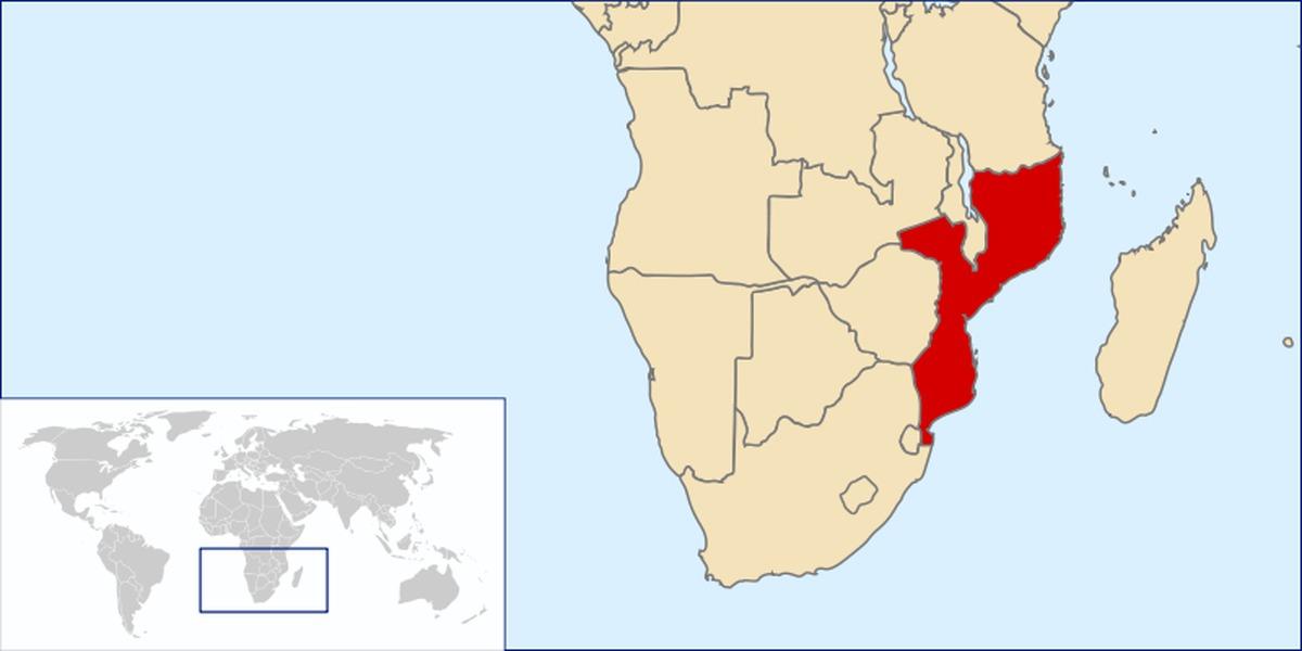 موزامبیک به دست افراط گرایان اسلامی، سقوط کرد