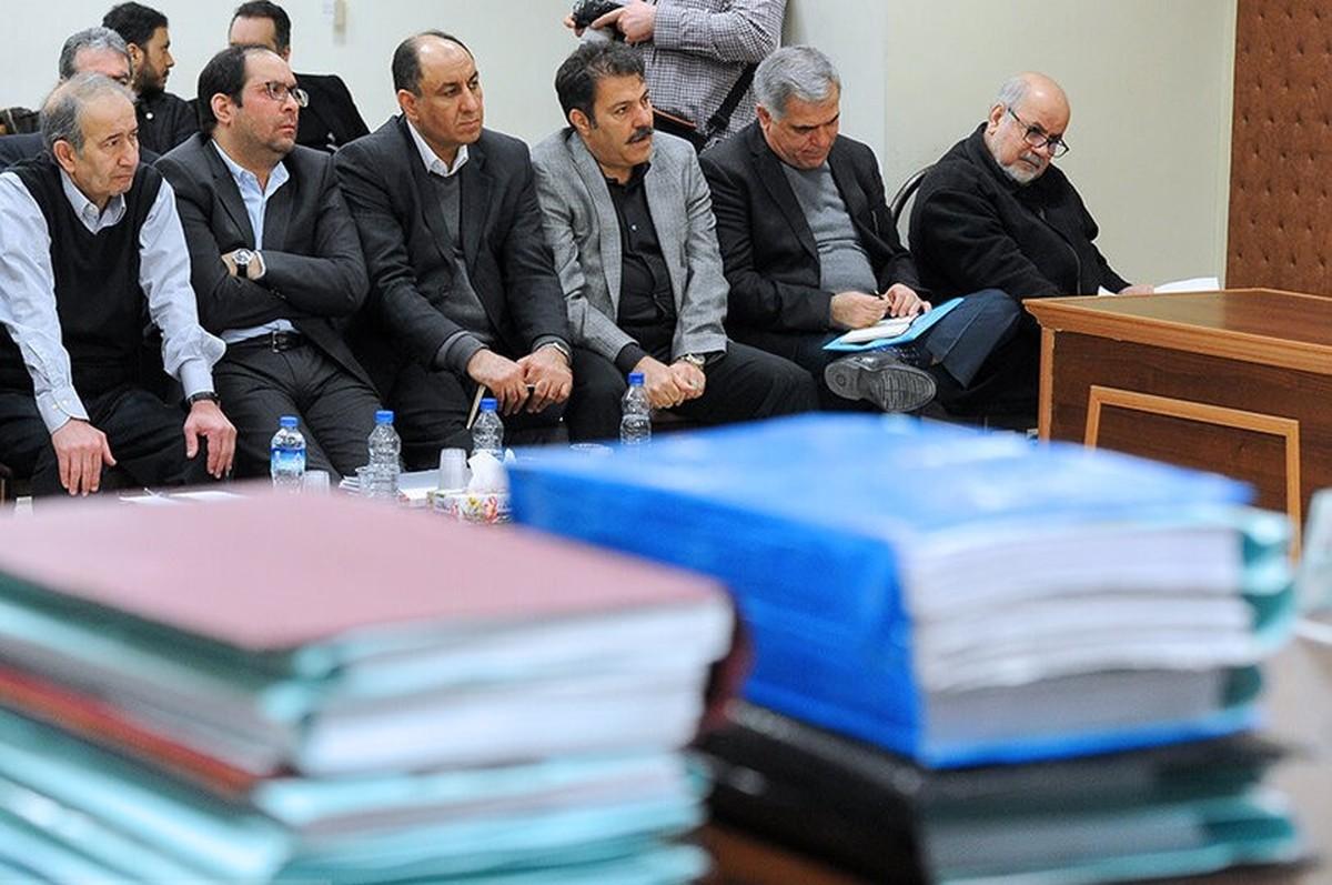 مرجان شیخ الاسلامی به ۲۰ سال حبس محکوم شد   احکام متهمان پرونده شرکت بازرگانی پتروشیمی
