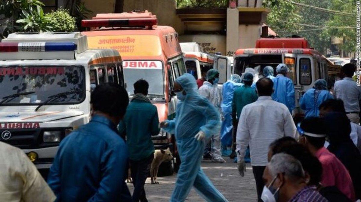 شمار مبتلایان به کرونا در هند از 20 میلیون نفر گذشت