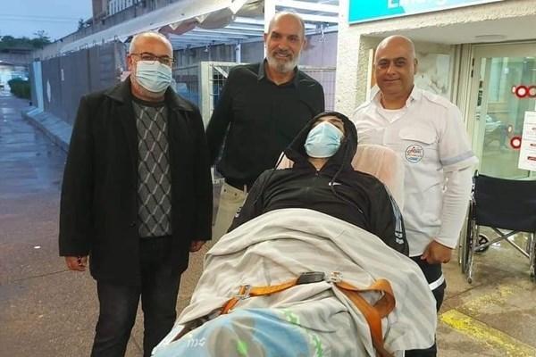 اسیر فلسطینی با آزادیاش دست از اعتصاب غذای ۱۰۳ روزه کشید