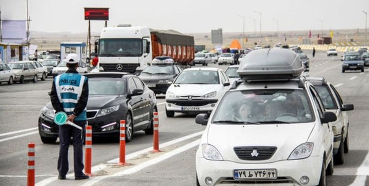 ترافیک   |    هیچ گونه نظارتی بر ورودی و خروجی کرج صورت نمی پذیرد.