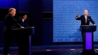 کمیسیون مناظرات انتخاباتی آمریکا: صدای میکروفون نامزدها، هنگام نوبت صحبت طرف مقابل قطع میشود | ستاد ترامپ: این تصمیم غیرقابل قبول است