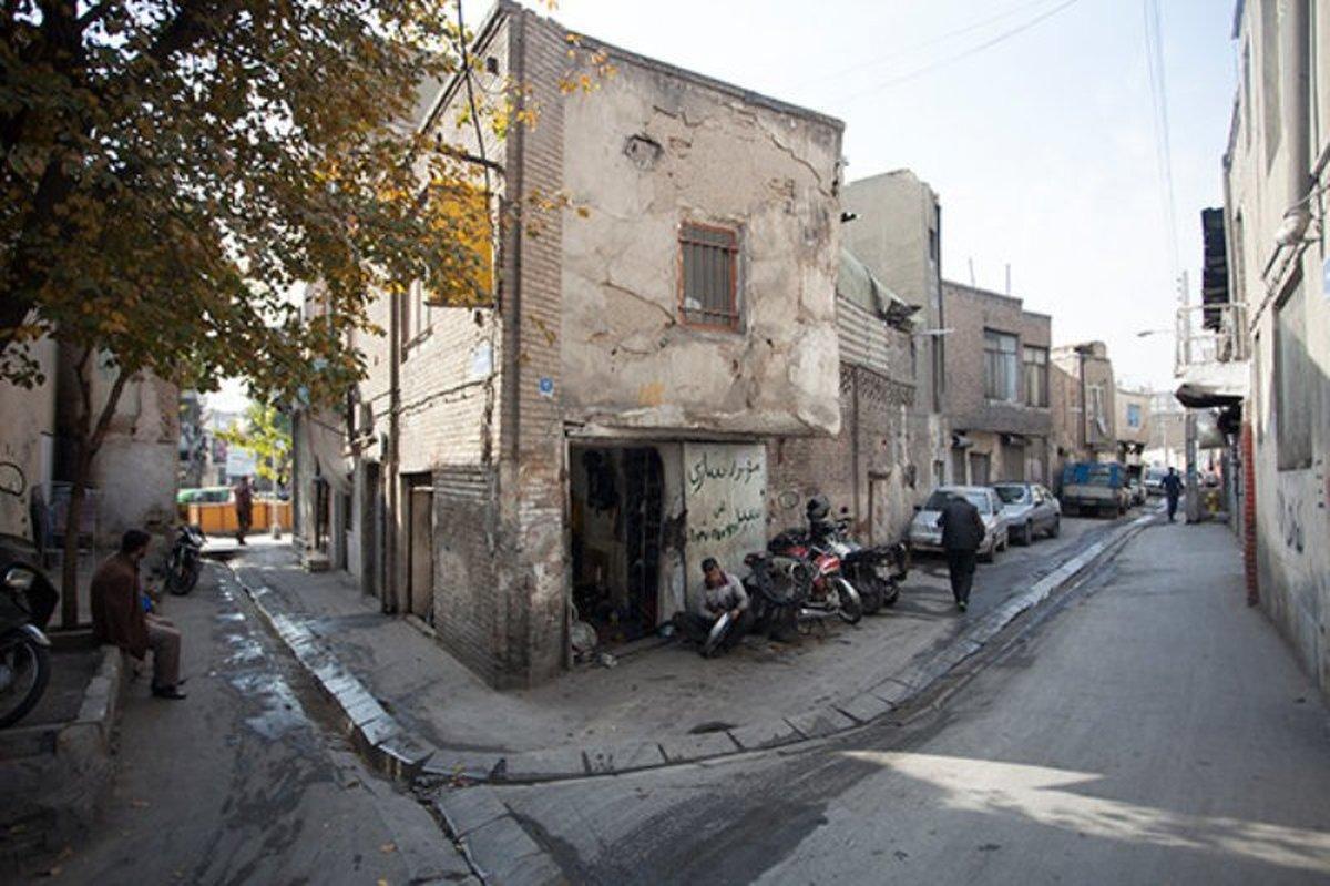 حدود۳ هزار ساختمان ناپایدار در تهران وجود دارد