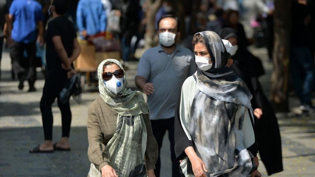 ستاد کرونا: بستری بیماران در بیمارستانهای تهران ۱۵ درصد افزایش یافته