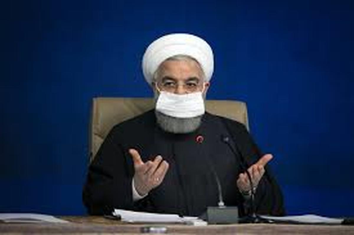 روحانی:  دولت تلاش میکنداکسن مطمئن و تضمین شده تهیه کند