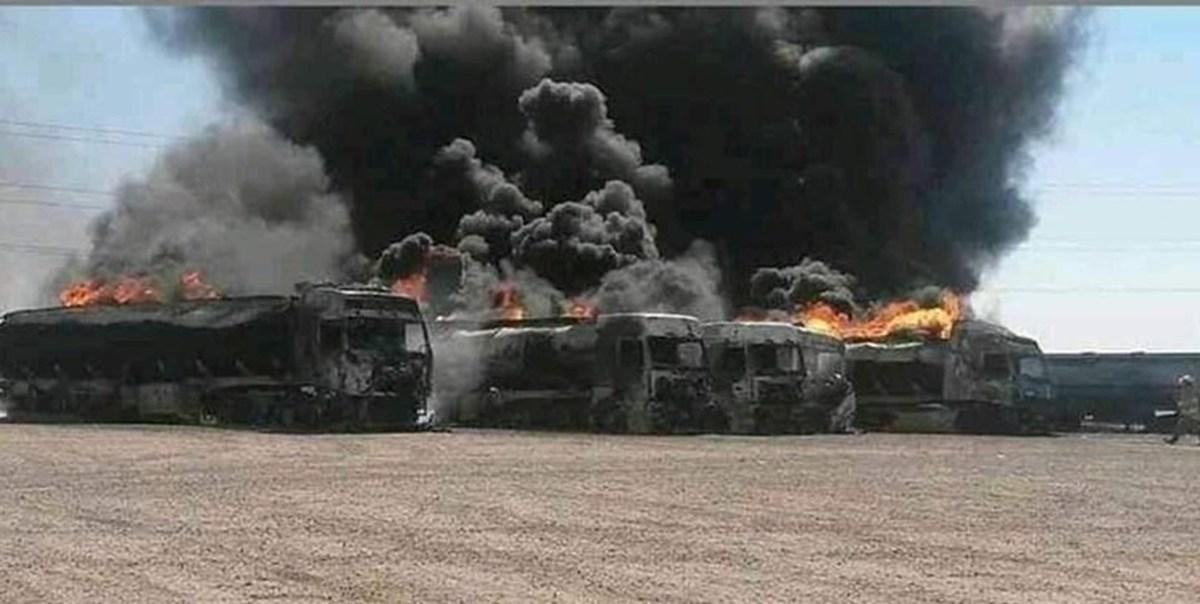 اعزام  بیش از ۳۵ نفر از نیروهای عملیاتی به گمرک اسلام قلعه افغانستان