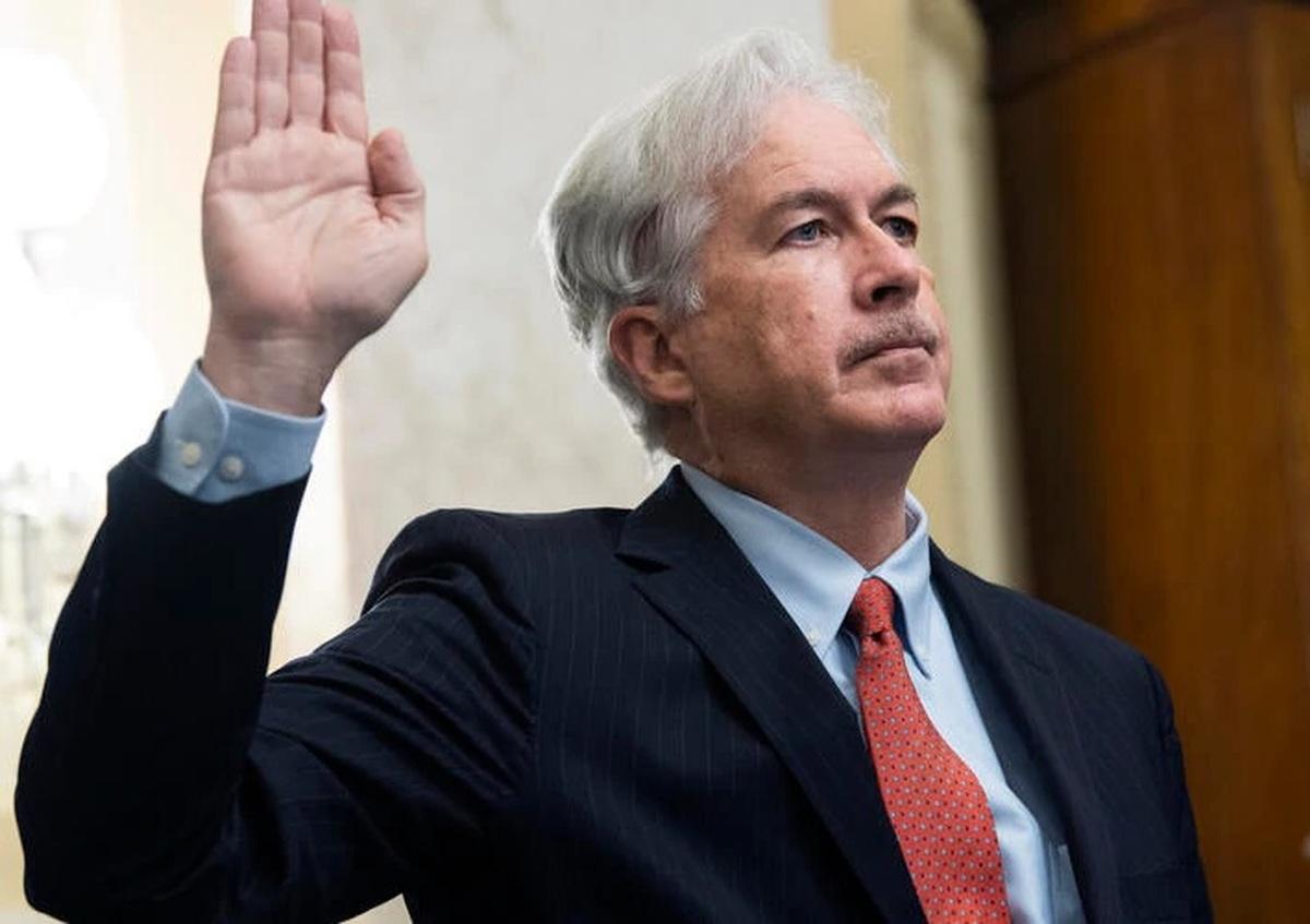 ویلیام برنز: ارزیابی اطلاعاتی مربوط به ایران را صریح ارائه خواهم داد