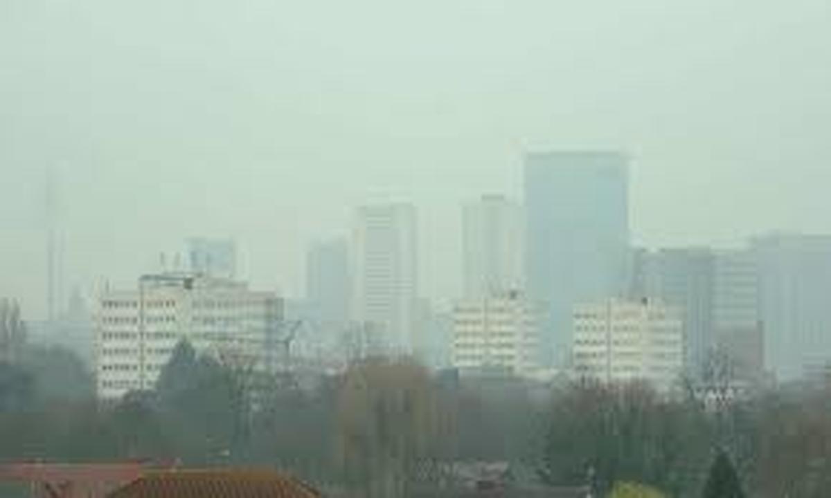 کاهش کیفیت هوا در شهرهای صنعتی و پرجمعیت در هفته آینده