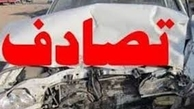 حوادث   تصادف مرگبار پژو و پراید در جاده سیستان و بلوچستان