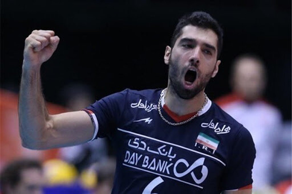 پیروزی یاران محمد موسوی در لیگ والیبال ترکیه