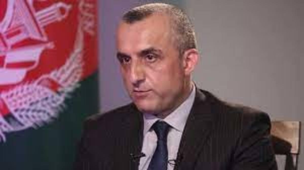 امرالله صالح ، رییسجمهوری موقت افغانستان  محسوب میشود