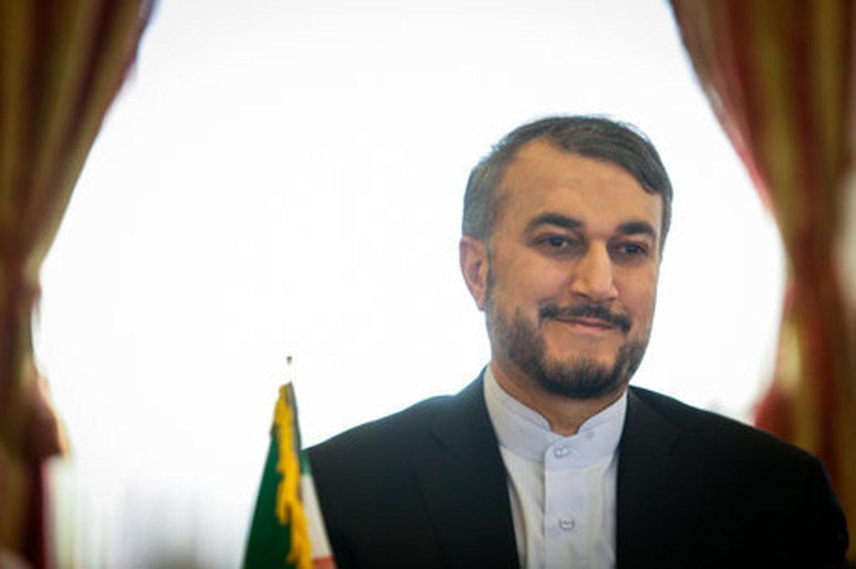 امیرعبداللهیان      پادشاه عربستان متجاوز، حق اتهام زنی به ایران را ندارد