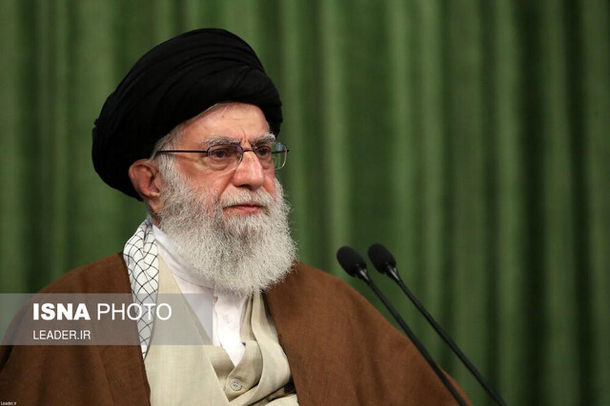 رهبر ایران گفت مبارزه برای آزادسازی فلسطین جهاد است