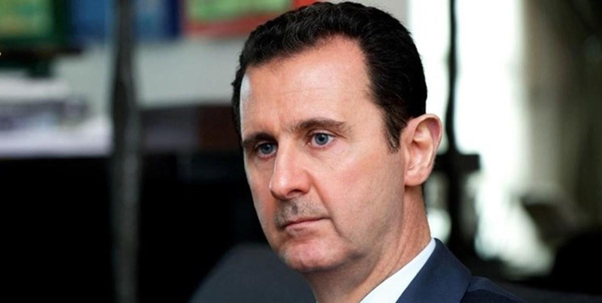 کرونا  | سفر بشار اسد به روسیه برای مداوای کرونا صحت ندارد.