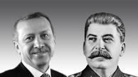 استالین نتوانست، اردوغان هم نمیتواند