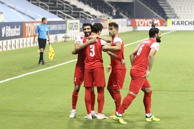 پرسپولیس  |  شاگردان یحیی گل محمدی به عنوان تیم صدرنشین به مرحله بعدی صعود کرد