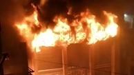 حادثه در کارخانه فولاد زرند + جزئیات