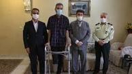 استاندار خوزستان |  عوامل حمله به پاسگاه محیط بانی گتوند دستگیر شدند