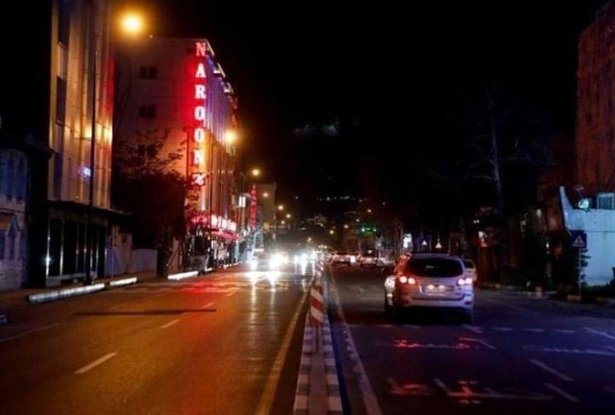 پایان منع تردد به شهرهای قرمز ساعت ۲۴ امشب