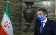 گروسی تهران راترک کرد