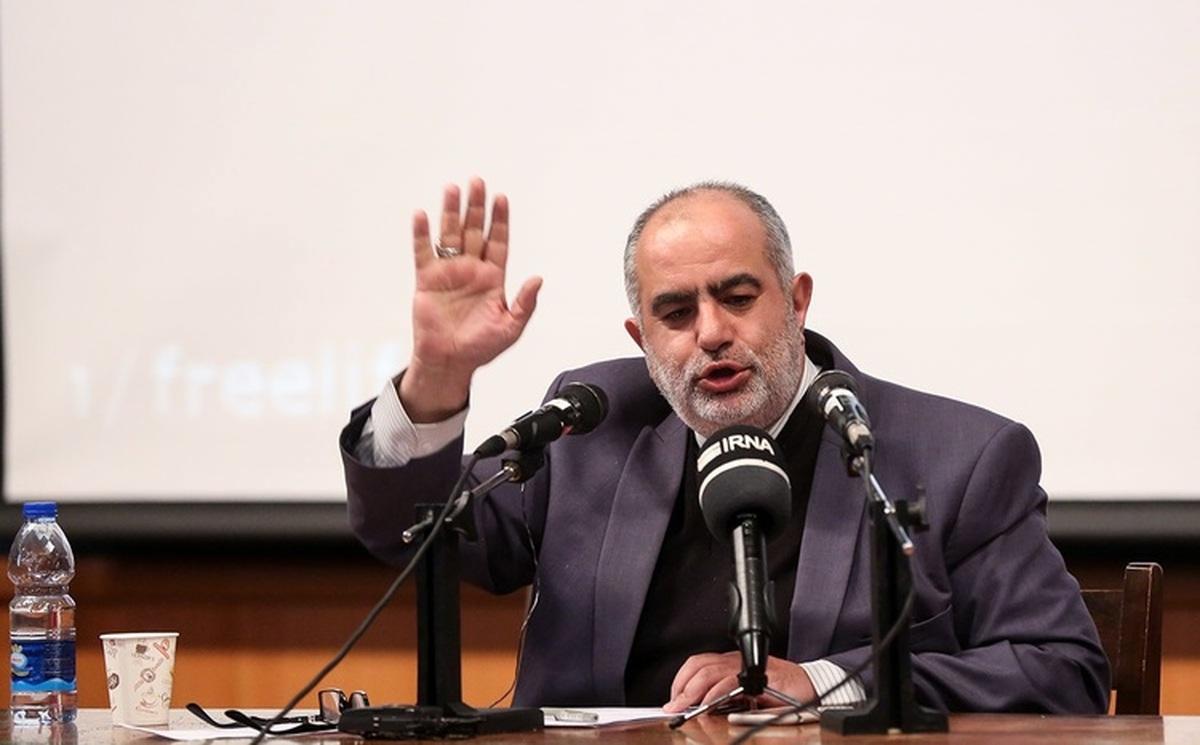 کنایه حسام الدین آشنا به وزیرخارجه آمریکا