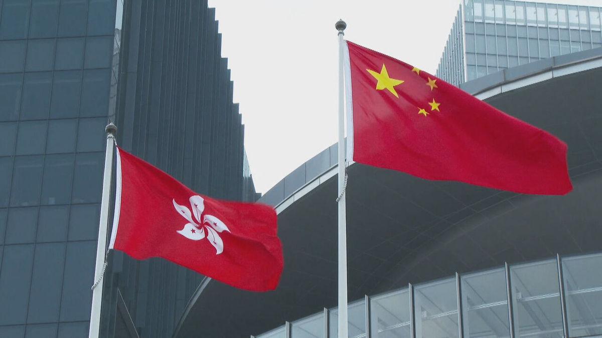 حکم بازداشت برای مخالفان خارجنشین | چین برای اولین بار به قانون جدید امنیت ملی هنگکنگ متوسل شد