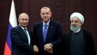 نشست سه جانبه | کرملین: روحانی، پوتین و اردوغان فردا نشست سهجانبه مجازی خواهند داشت
