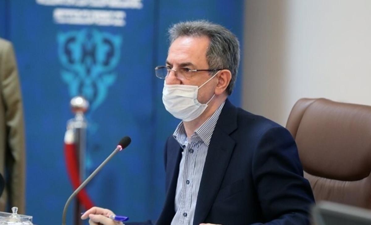 استاندار تهران     با تعطیلی ۲ هفتهای تهران موافق هستم