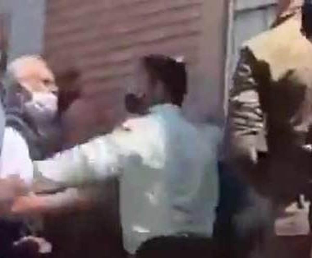 پلیس پایتخت عذرخواهی کرد| پلیس پایتخت: با مامور خاطی برخورد شده