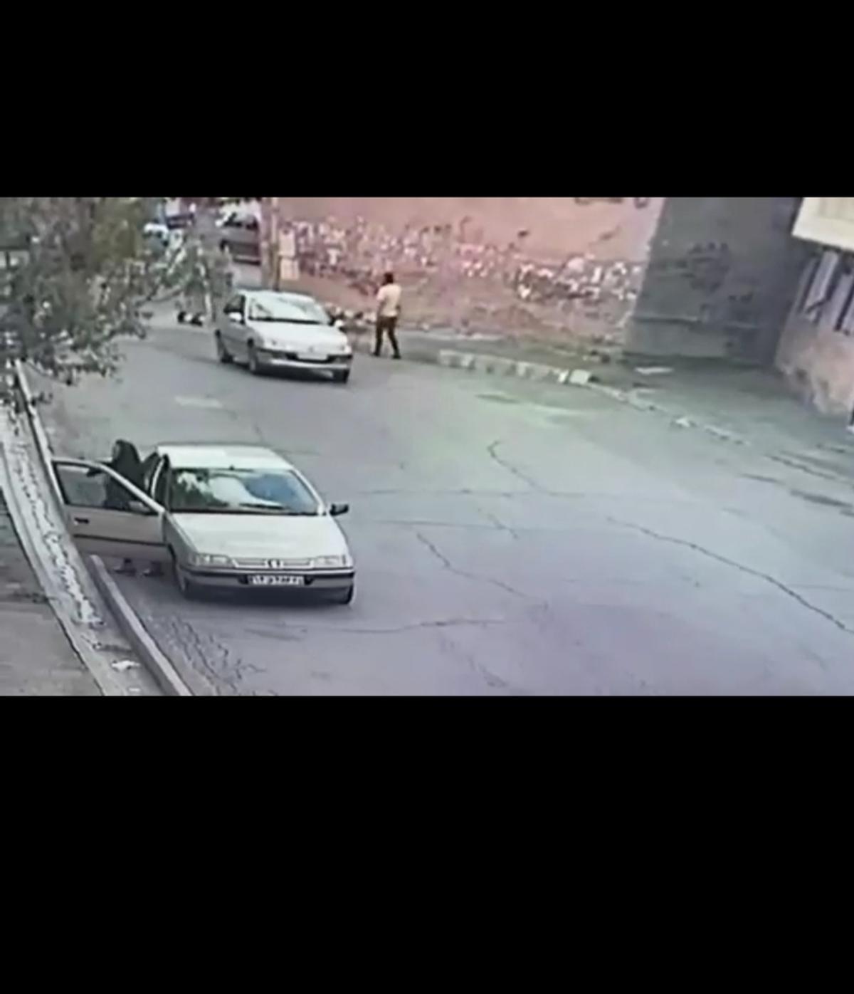 تصادف های ساختگی، کلاهبرداری تازه + ویدئو