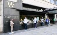 رونق چشمگیر فروش کتاب در انگلیس