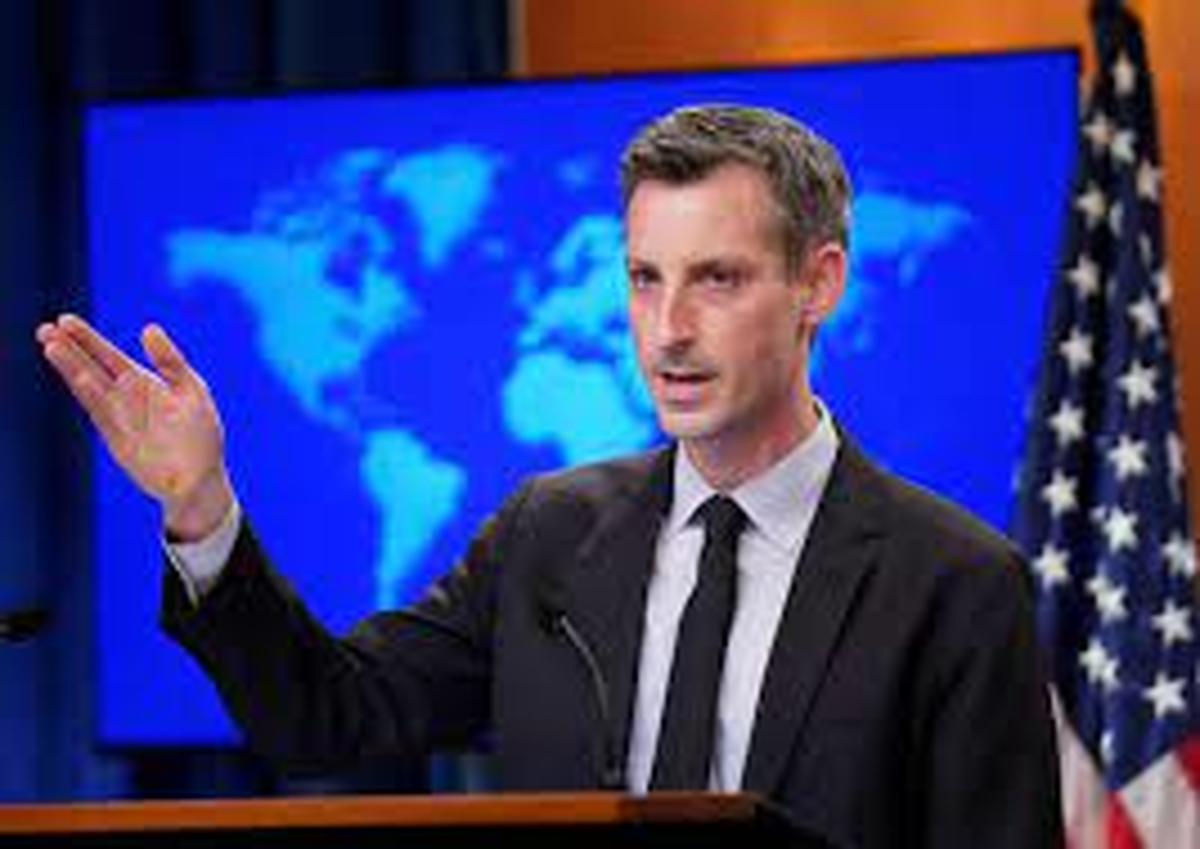 ادعای جدید وزارت خارجه آمریکا درباره مذاکره ایران و آمریکا