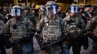 واشنگتن شبیه یک پادگان نظامی شده است