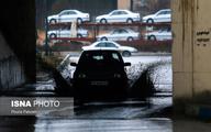 هواشناسی نسبت به بارش باران و تندبادهای لحظهای در برخی مناطق کشور هشدار داد